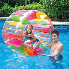 Inflatable Kids Pool Amazon Com Water Wheel Giant Inflatable Swimming Pool Water