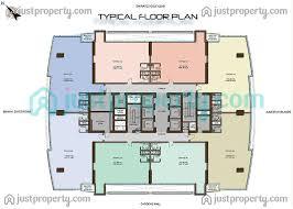 Icon Floor Plan Indigo Icon Floor Plans Justproperty Com