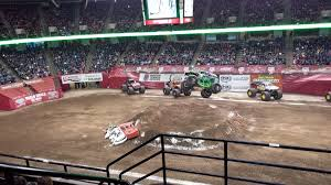monster truck show hamilton monster jam roar story away from home