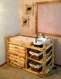 White Convertible Crib With Changing Table by Furniture Rustic Nursery Furniture Cribs With Changing Table