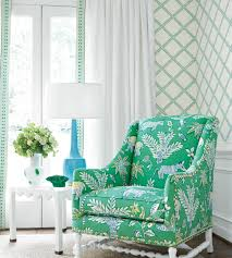interior design trend trellis geometric wallpaper majuli