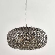 sphere pendant light bedroom foyer with led bulb plume plumage