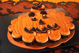 Halloween Baby Shower Cupcakes by Halloween Recipes
