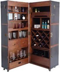 Steamer Bar Cabinet 47 Best Wine Racking Images On Pinterest Steamer Trunk Wine