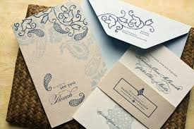 best indian wedding invitations modern indian wedding invitations badbrya