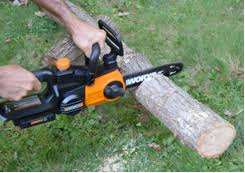the duty tree trimming pole saw chainsaw
