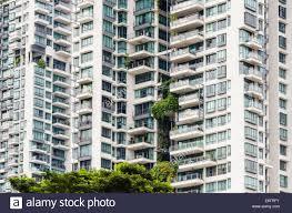 singapore apartments singapore high rise apartments stock photo 73074735 alamy