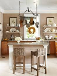 Open Shelves In Kitchen by Bhg Centsational Style