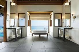 Pool Bathroom Huvafen Fushi Maldives Finnest Stay Offered