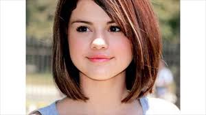 short hairstyles for 2015 for women with large foreheads does short straight and slightly layered hair look good on women