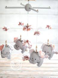 best jungle themed crib mobile home decor grey elephant ideas on