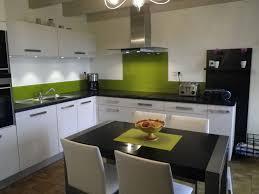 cuisine quimper cuisine verte et grise avec cuisine verte et grise pas cher sur