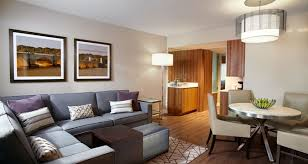 Hotel Rooms With Living Rooms by Washington Dc Hotels The District By Hilton Club Washington Dc Dc