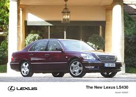 touch up paint for lexus ls430 the new lexus ls430 the advance to automotive perfection lexus