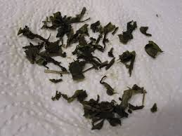 Used Home Decor How To Dry Used Tea Leaves