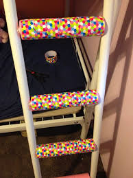 Bunk Bed Ladder Fix  Steps With Pictures - Replacement ladder for bunk bed