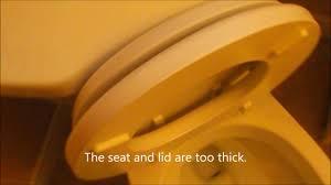 Kohler Quiet Close Toilet Seat Repair Diy Toilet Seat Repair Don U0027t Let That Toilet Seat Lid Slam Down