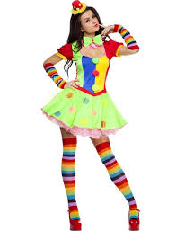 Clown Halloween Costume 41 Costumes Circus Images Clowns Halloween