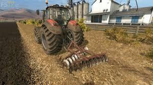 homemade tractor homemade cultivator v 1 0 u2013 fs17 mods