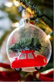 Christmas Vehicle Decorations Vintage Matchbox Car Christmas Decoration Christmas Ornament
