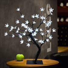 long branch tree lighting buy cheap garden decorations for big save crystal cherry blossom 48