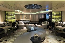 Top Interior Design Companies In The World by Superyachts Interior Design Yacht Candyscape Ii Interior