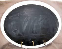 diy chalkboard coat rack shelterness