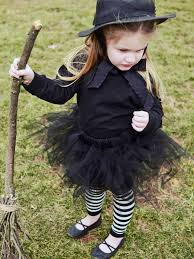 pink witch costume toddler diy girls witch costume for halloween hgtv