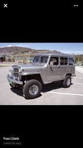 lowered jeep wagoneer 54 best willys images on pinterest jeep truck jeep willys and