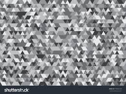 abstract background triangles gradation gray gray stock vector