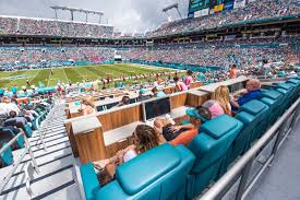 nfl luxury suites touring the most tricked out stadium seats curbed