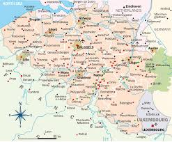 belgium city map tourist map of belgium belgium travel guide eupedia