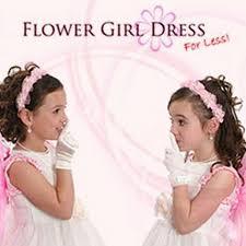 Flower Girls Dresses For Less - flower dress for less youtube