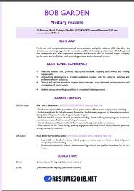 Tongue And Quill Resume Template Resume Template Preview 10 Military Resume Builder Free Military