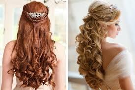 coiffure mariage cheveux coiffure mariée cheveux lâchés ou attachés pour mariage