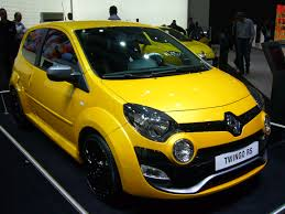 renault yellow file renault twingo rs phase ii front quarter jpg wikimedia