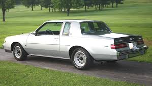1987 buick regal limited two tone gray silver