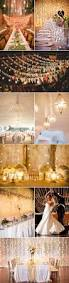 23 magical string and hanging light decor ideas praise wedding
