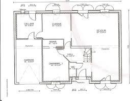 plan maison simple 3 chambres plan de maison 3 chambres salon maison design sibfa com