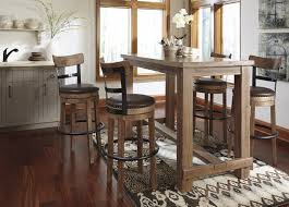 home design decorative dining room bar tables awesome tall table