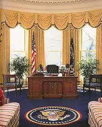 bureau president americain bureau ovale wikivisually