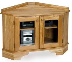 black dvd cabinet with glass doors