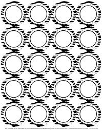 labels with wild cat prints u0026 zebra worldlabel blog