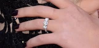 fiancee ring perrie edwards engagement ring 5 rings inspired by the bling one