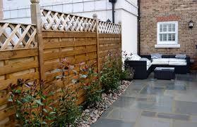 new patio paving installed in london london garden design