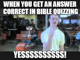 Meme Quiz - image result for bible quizzing memes liam s page pinterest