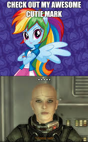Fallout New Vegas Memes - 261277 awesome cutie mark christine royce equestria girls