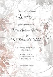 wedding invitations layout free wedding invitation templates marialonghi