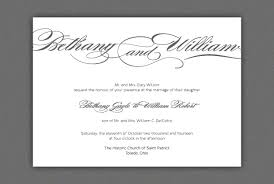 wording for wedding ceremony wedding invitation wording ceremony and reception at different