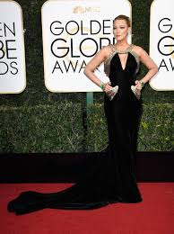 blake lively and ryan reynolds nailed their goldenglobes looks